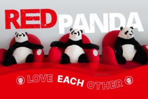 red panda prague